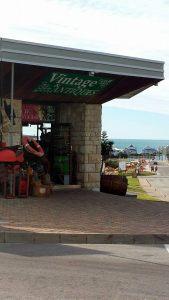 Antique shop in Mosselbaai, SA